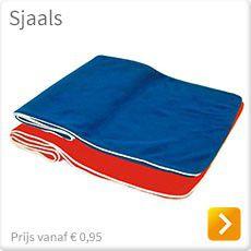Sjaals bedrukken of borduren