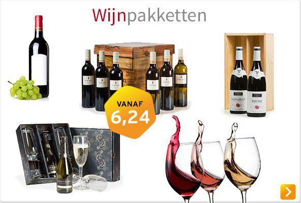 Wijnpakketten bestellen