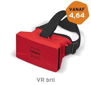VR bril bedrukt