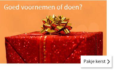 Bekijk onze kerstpakketten
