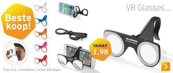 VR bril bedrukken