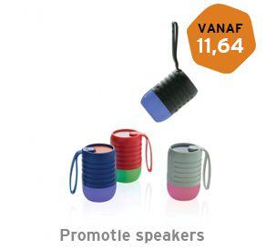 Promotie speaker