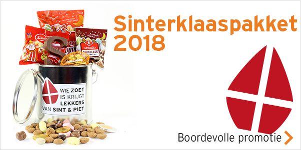 Sinterklaaspakket 2018