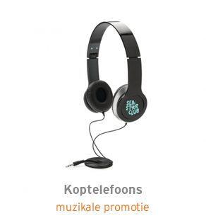 categorie Koptelefoons bedrukken