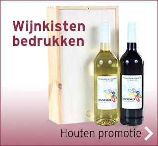 Wijnkisten bedrukken