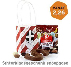 Sinterklaasgeschenk snoepgoed