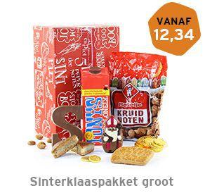 Sinterklaaspakket groot