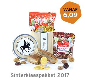 Sinterklaaspakket 2017