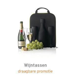 Wijntassen bedrukken