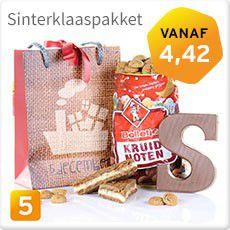 Sinterklaaspakket lekkers