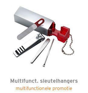 Multifunctionele sleutelhangers bedrukken