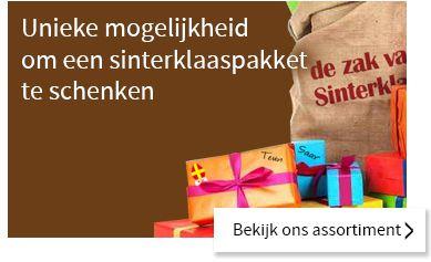 bekijk onze Sinterklaaspakketten