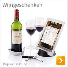 Wijngeschenken bestellen
