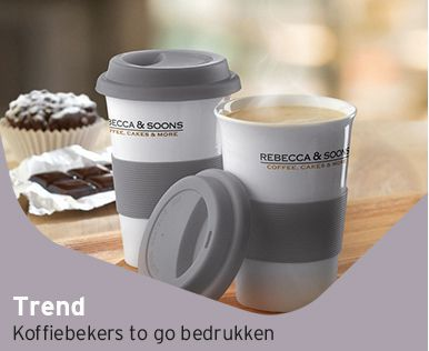 Koffiebekers to go