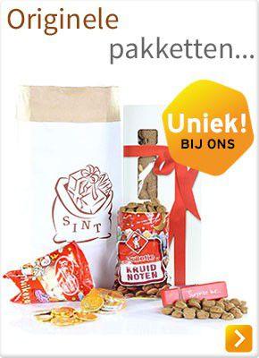 Originele Sinterklaaspakketten