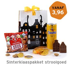 Sinterklaaspakket strooigoed