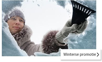 Winterse promotie