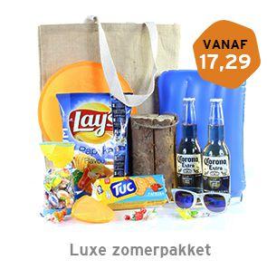 Luxe zomerpakket