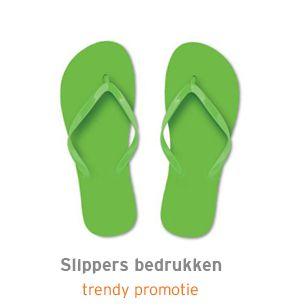 slippers bedrukken